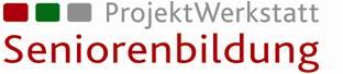 Projektwerkstatt Seniorenbildung Logo